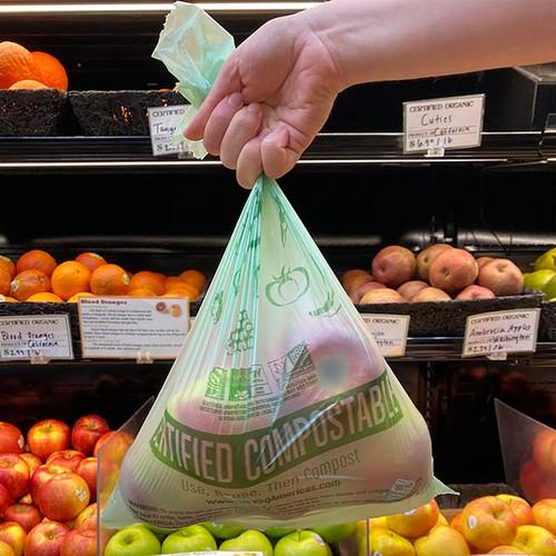 BioBag compostable produce bags
