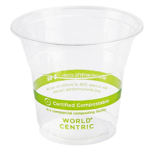 CP-CS-5 - 5 oz Compostable Cold Cups