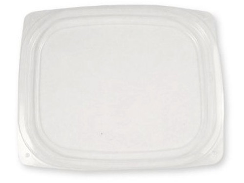 Lids for World Centric 24/32 oz. Clear, Rectangular Deli Containers