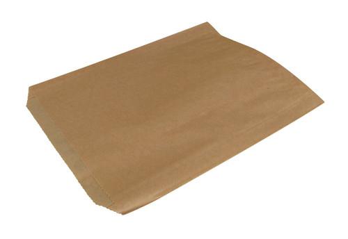 "Paper Sandwich/ Pastry Bag 6.6"" x 1"" x 8"" BagCraft 300100"