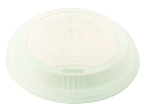 Lid for 8 oz Hot Cups Biodegradable Coffee Cup Lids