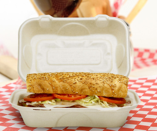 Fiber Hoagie Box TO-SC-UHB