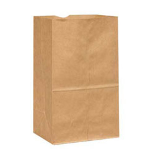 "420# Duro Shorty Bag, Recycled Kraft ,  8.25""x 5 15/16 x 13 3/8"" 