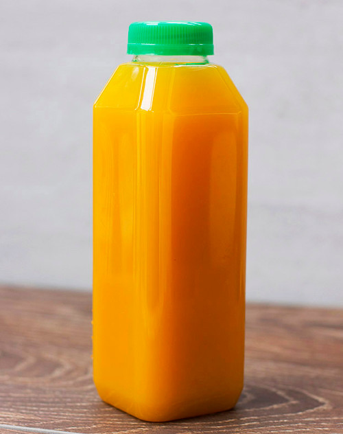 16 oz plastic Juice Bottles
