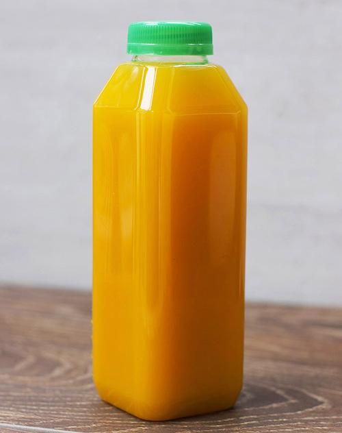 16 oz plastic Juice Bottles