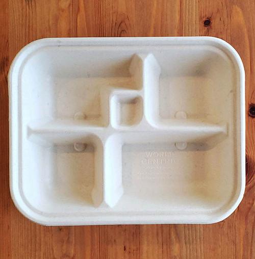 Compostable Bento Box TR-SC-BB