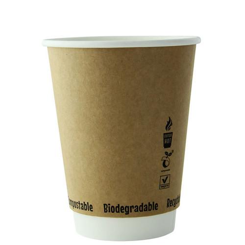 210GCDW12K 12 oz Compostable Coffee Cup
