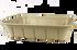 Plant Fiber Catering Tray 120oz  CA-SC-120L