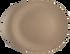 "10"" Fiber Modern Oval Plate   400 count"