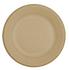 "6"" Fiber Round Plate"