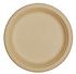 "7"" Fiber Round Plate"