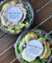 PLA salad bowl Lids sample