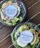 PLA salad bowl Lids sample