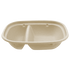 2 Compartment 24 oz Container Sample