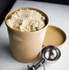 Ice Cream/Soup Quart | With Lid | Sample