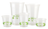 24 oz | Compostable & Biodegradable Plastic Cold Cups | 1000 count