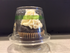 9 oz compostable squat cup with cupcake CP-CS-9Q