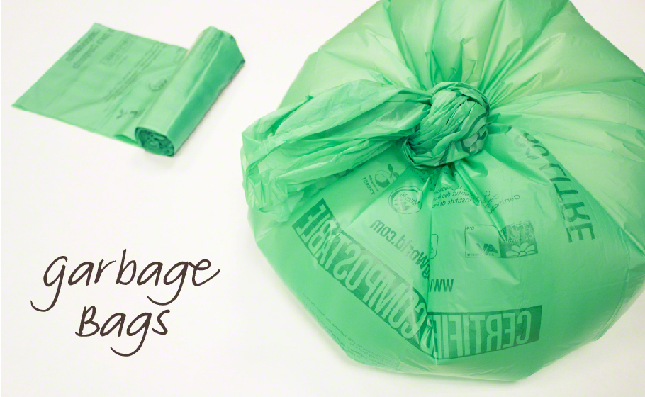 Compostable Garbage Bags