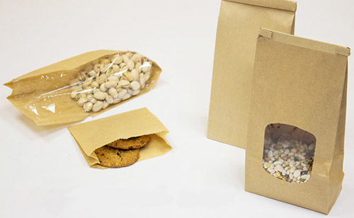 Food & Coffee Packaging Bags