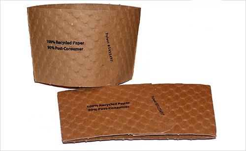 Coffee Cup Sleeves, Carry Trays, & Stir Sticks