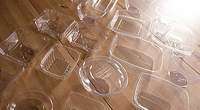 Clear Containers & Clamshells