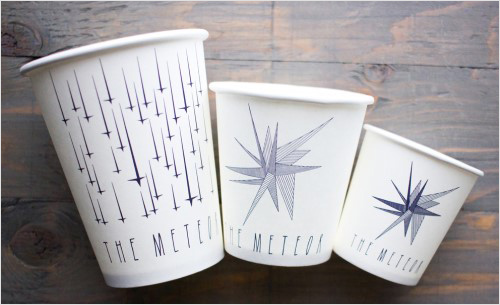Custom Printed Hot Cups