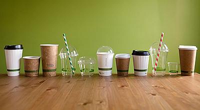 Cups, Lids & Straws