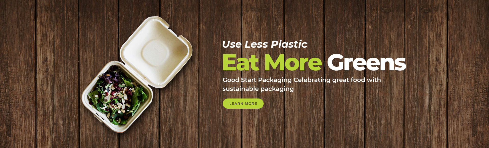 Good Start Packaging   Compostable Food Packaging