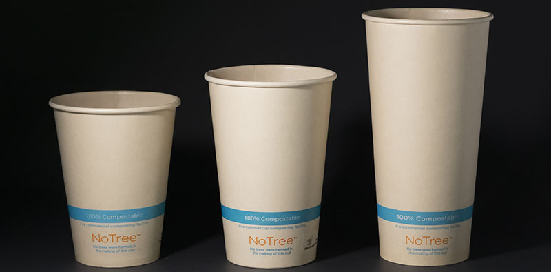 bamboo paper cups