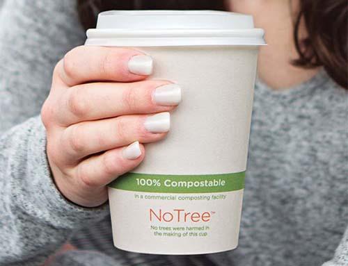 Sugarcane NoTree Coffee Cup