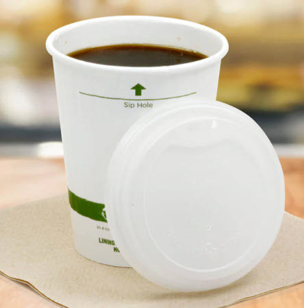 cpla hot cup lid
