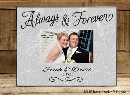 Always & Forever Frame