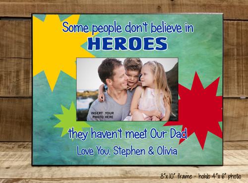 Hero Dad - Frame