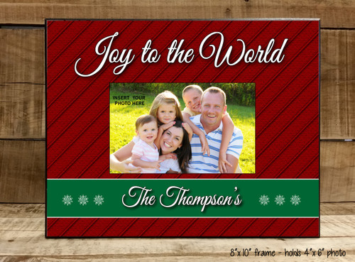 Joy To The World - Frame