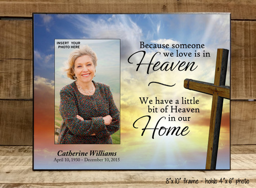 Heaven In Our Home - Frame