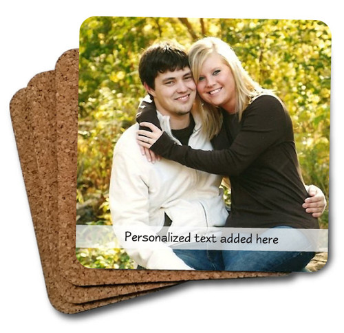 picture perfect photo coaster set