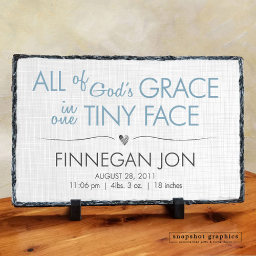 All of God's Grace Birth Stone