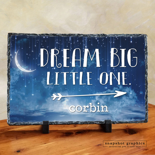 Dream Big Night Sky Stone