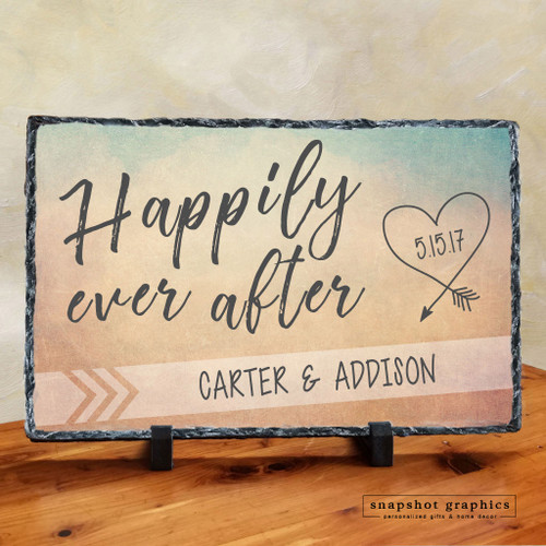Happily Ever After Established Stone