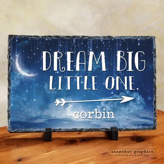 Dream Big Night Sky Stone