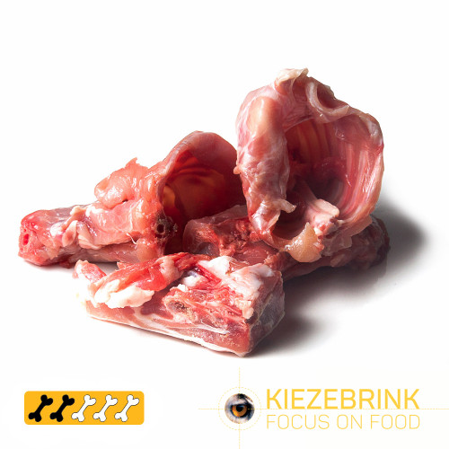 KB BARF - Meaty Rabbit bones  3 kg