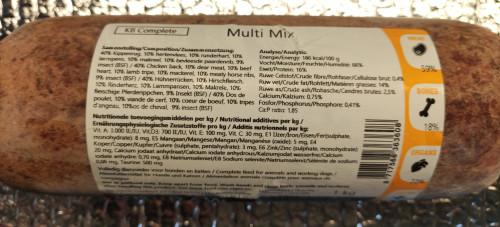 KB COMPLETE MULTI MIX 1 kg