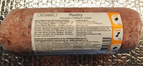 KB COMPLETE POULTRY 1 kg