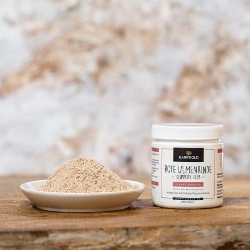 Red elm bark // Slippery Elm Powder 50 g can