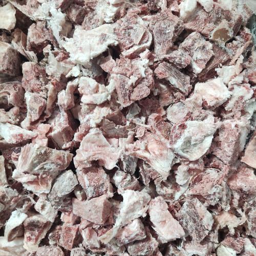 Beef muscle meat, streaky 5kg