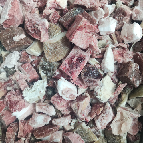 Everything from beef 5kg frozen, diced