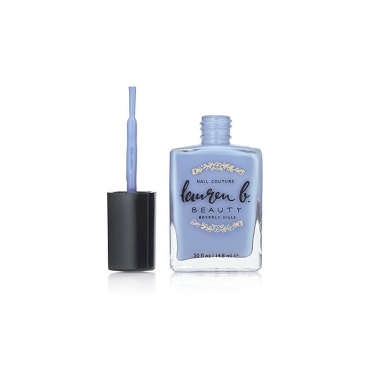Lauren B. Beauty Nail Polish Summer in Provence Cap Off
