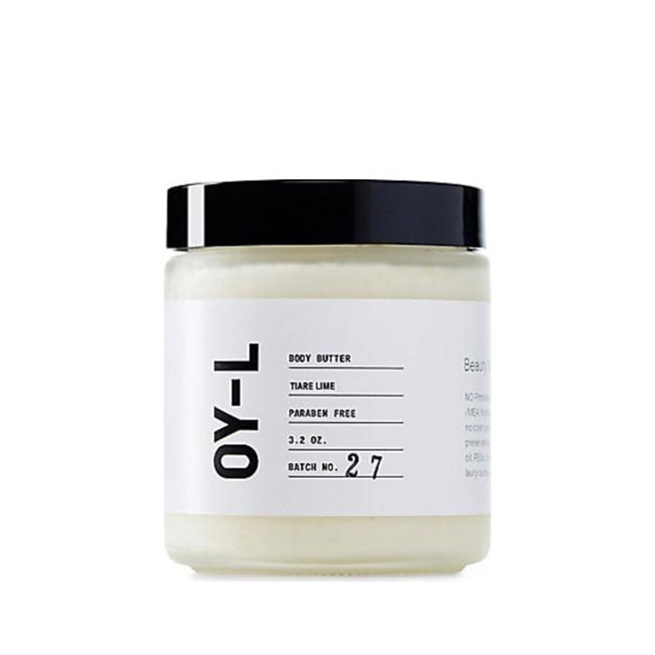OY-L Body Butter Lavender
