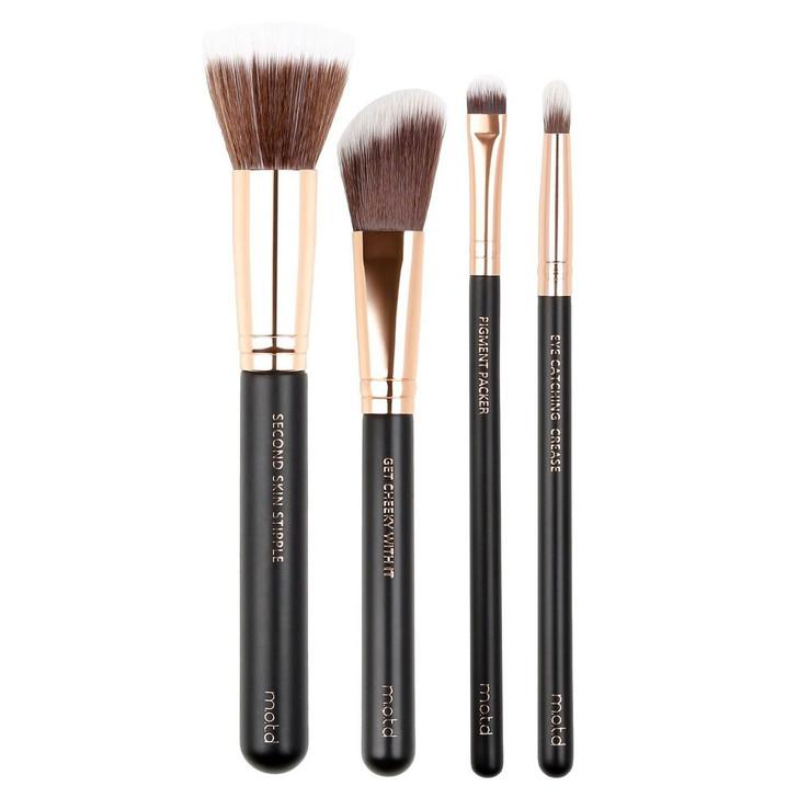 MOTD Wanderlust Travel Makeup Brush Set