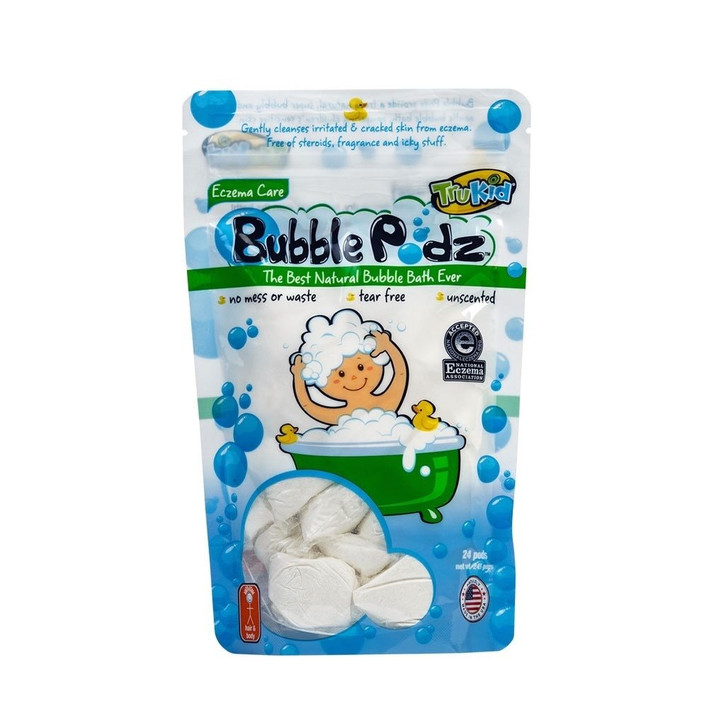 TruKid Eczema Care Bubble Podz